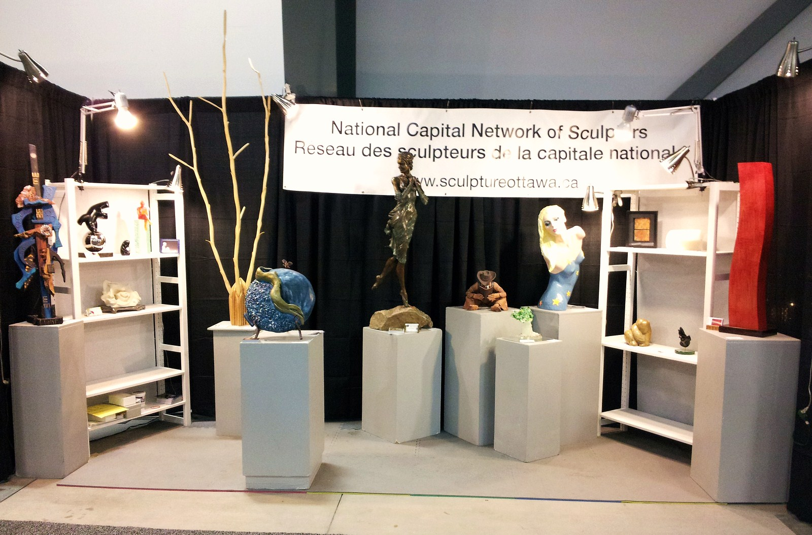 NCNS at the Ottawa Home and Design Show National Capital Network