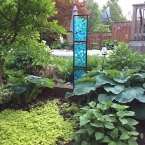 France Grice Photo - Garden Art