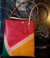 Leather-tote bag smaller pic